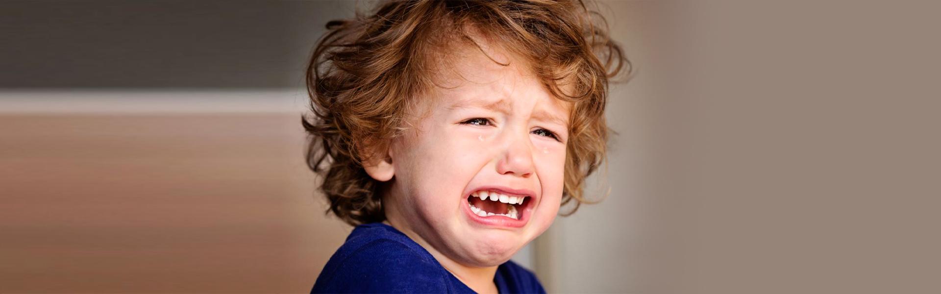 Toddler Tantrums: Hitting, Kicking, Scratching, and Biting