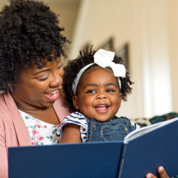 Reasons to Read to Toddlers