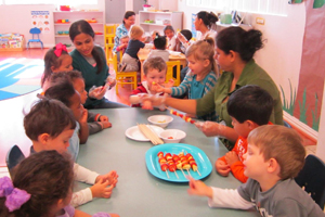 activities in toddlers school
