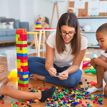 Difference Between Daycare and Childcare
